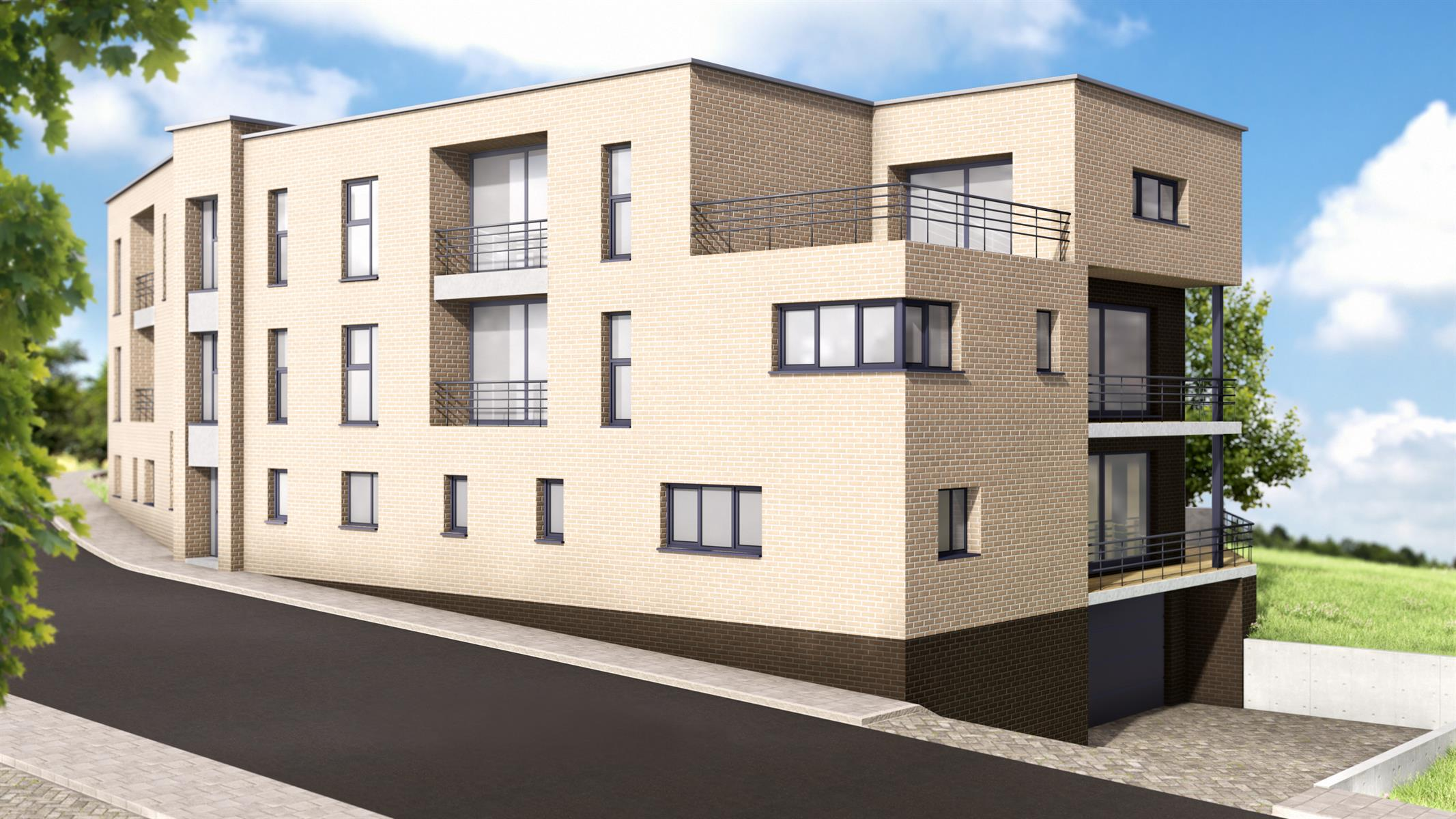 Appartement - Charleroi Roux - #4405960-0