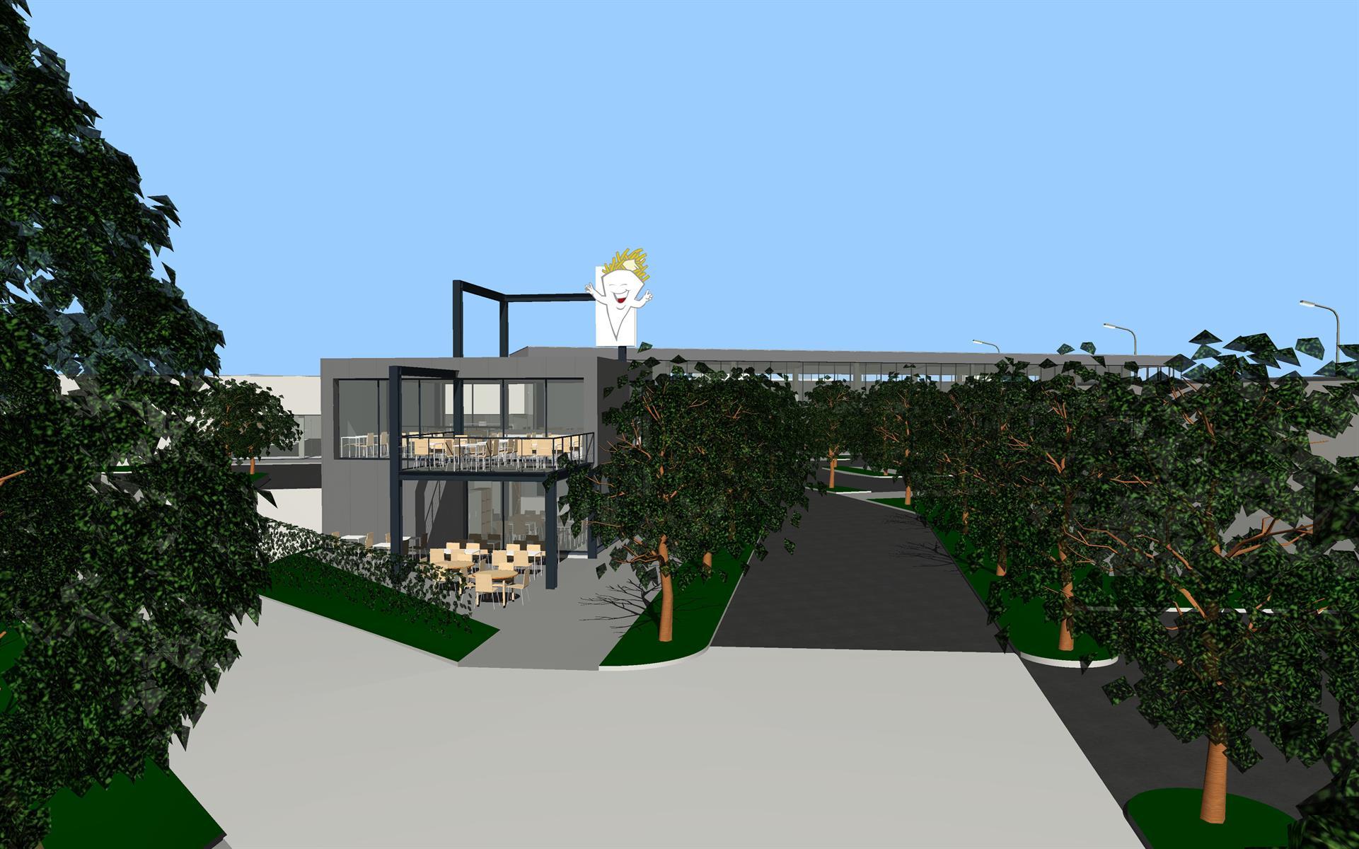 Shopping center - Arlon - #4243440-4