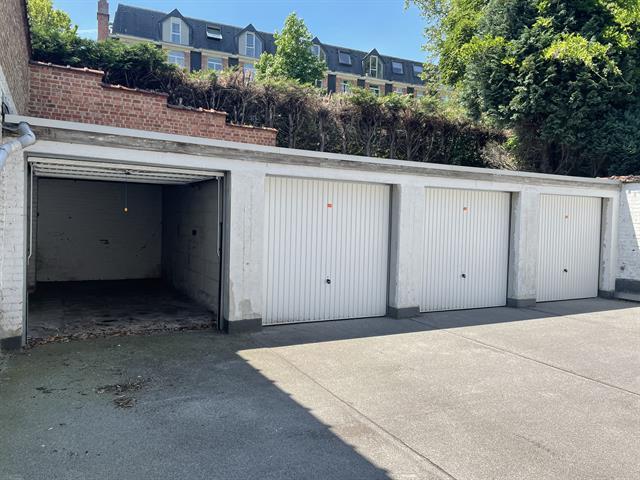 Box de garage-Chée de Waterloo