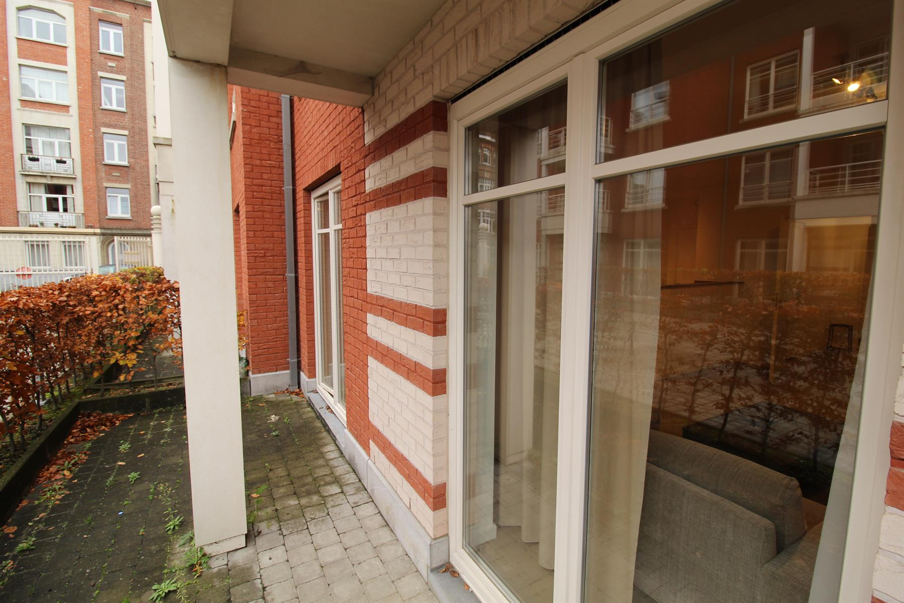 Rez-de-ch. avec jardin - Etterbeek - #4208856-6