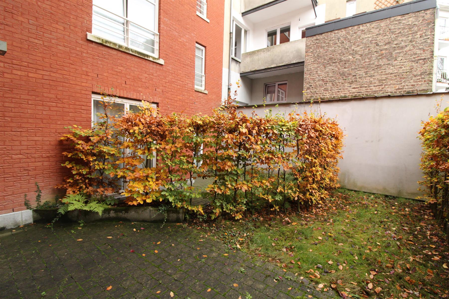 Rez-de-ch. avec jardin - Etterbeek - #4208856-7