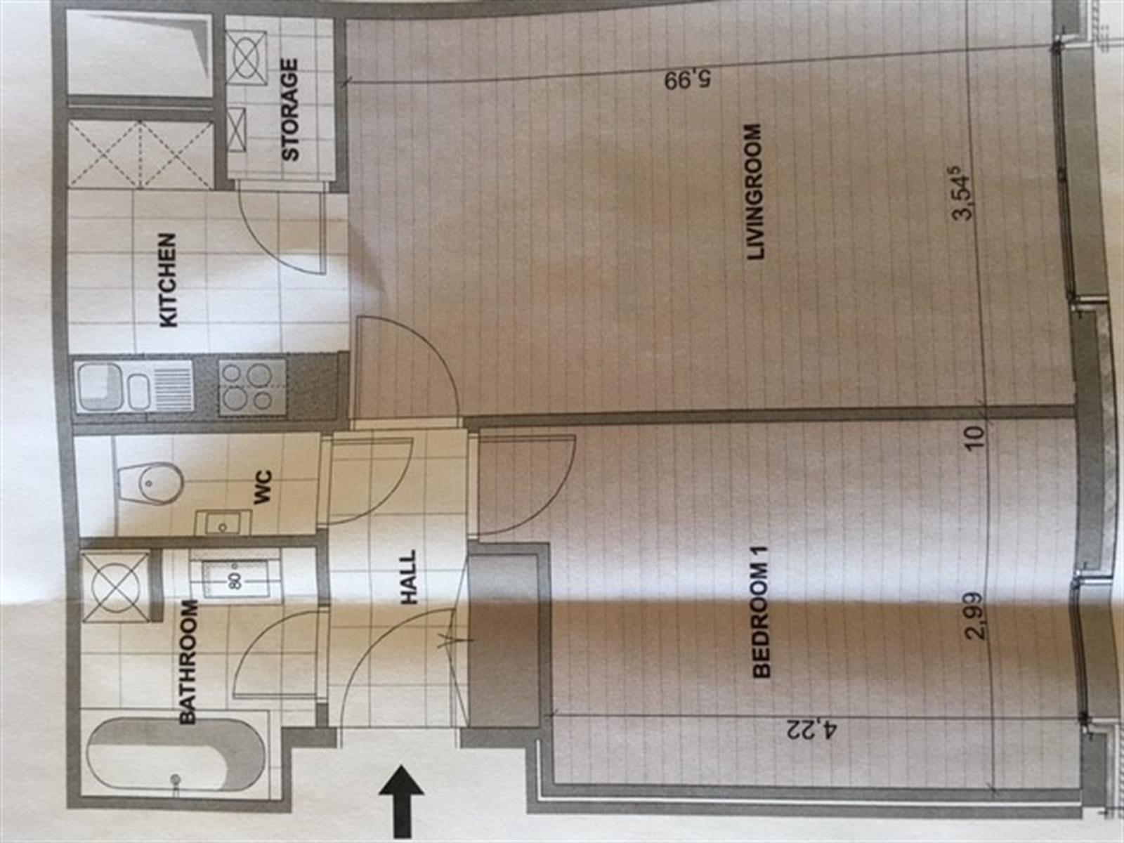 Appartement - Etterbeek - #4355277-7