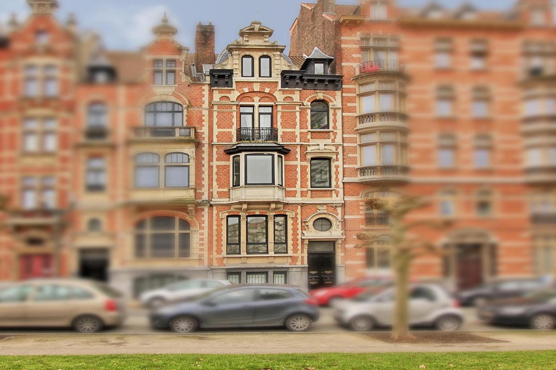 Appartementsgebouw - Schaerbeek - #4418768-1