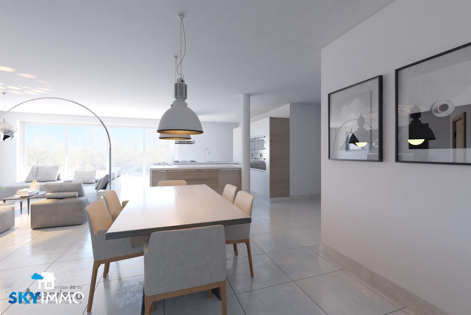 Appartement - Grace-Hollogne - #4279035-9