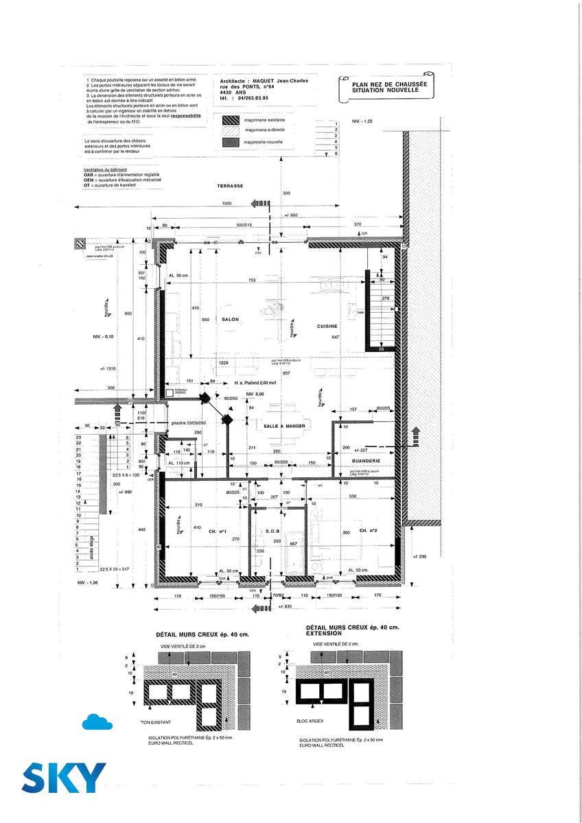 Appartement - Grace-Hollogne - #4279035-2