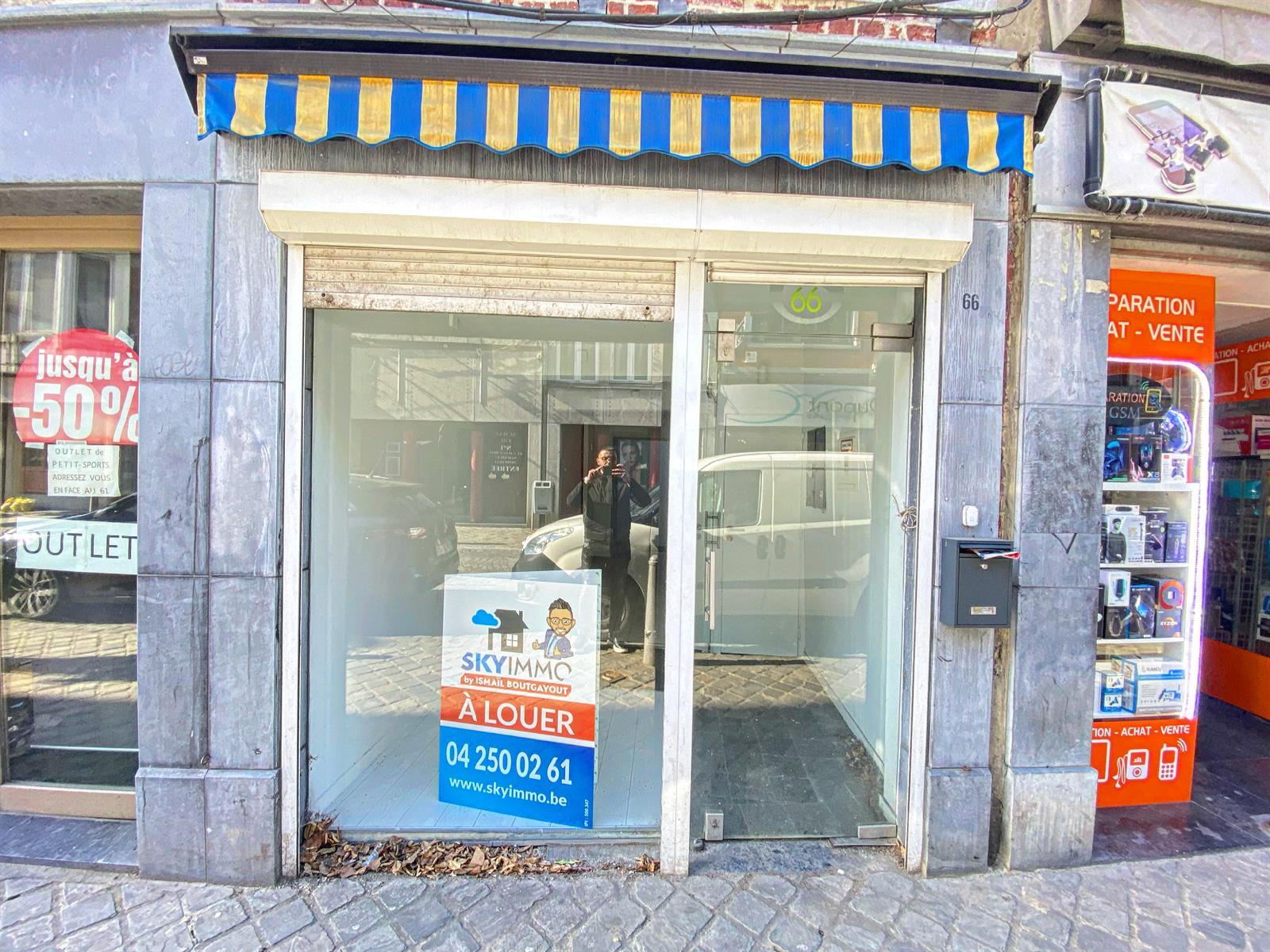 Commerce individuel - Liege - #4336401-1