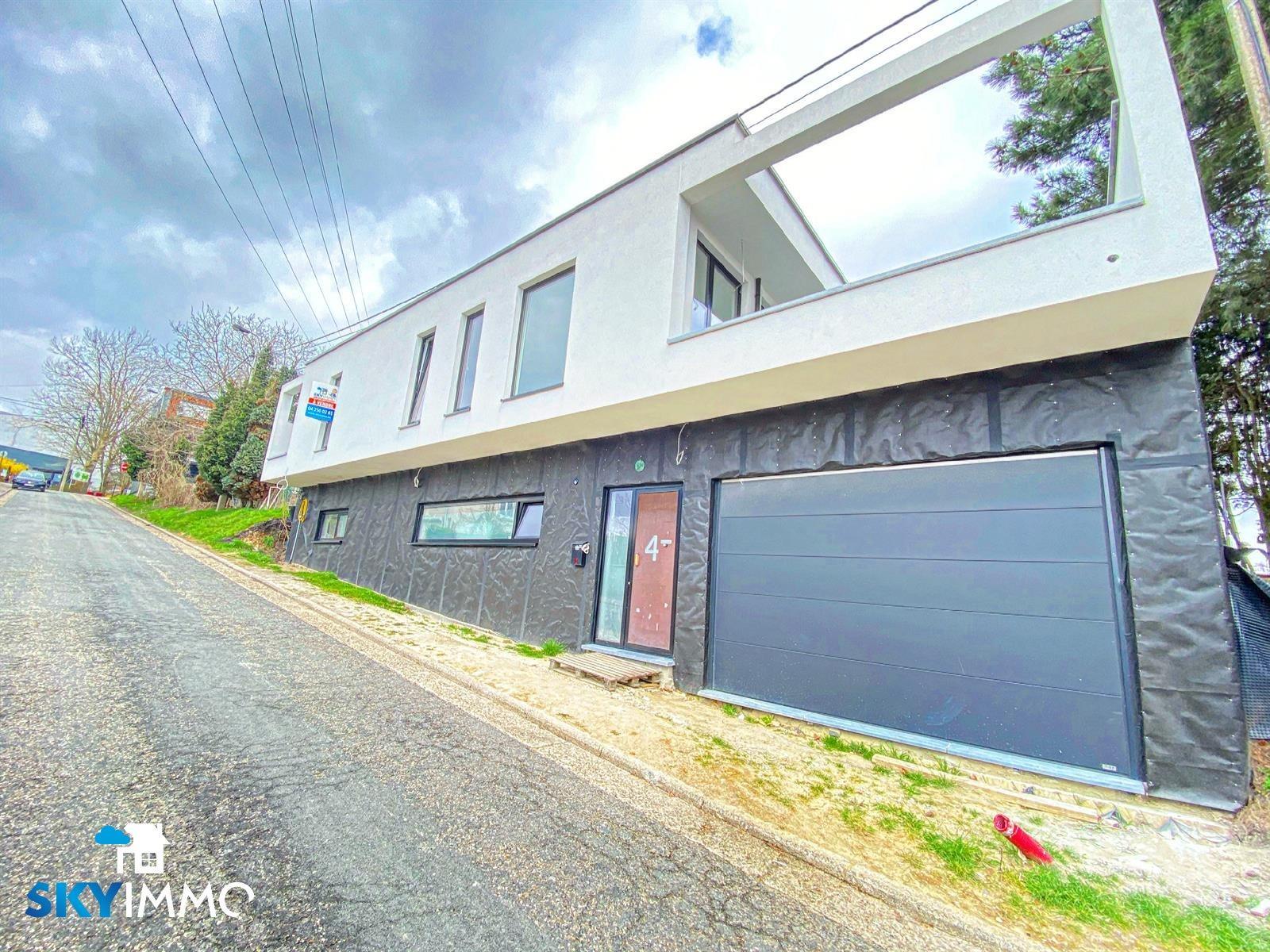 Maison unifamiliale - Saint-Nicolas Montegnée - #4363207-1