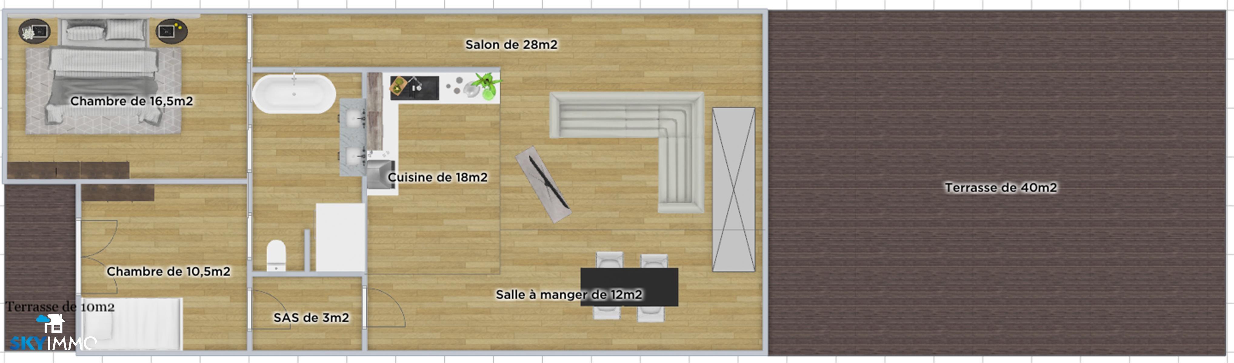 Maison unifamiliale - Saint-Nicolas Montegnée - #4363207-17