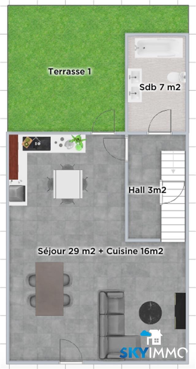 Huis - Grace-Hollogne - #4381542-12