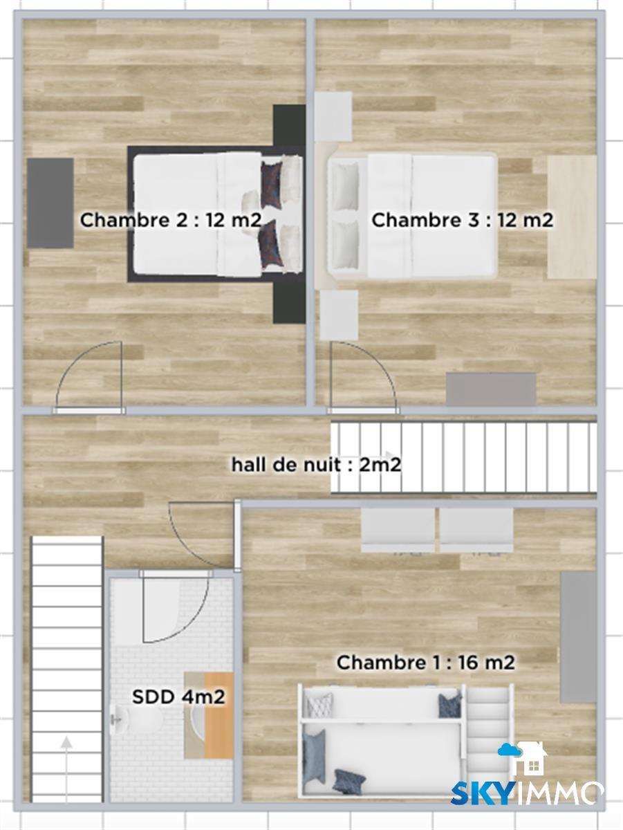 Huis - Grace-Hollogne - #4381542-20