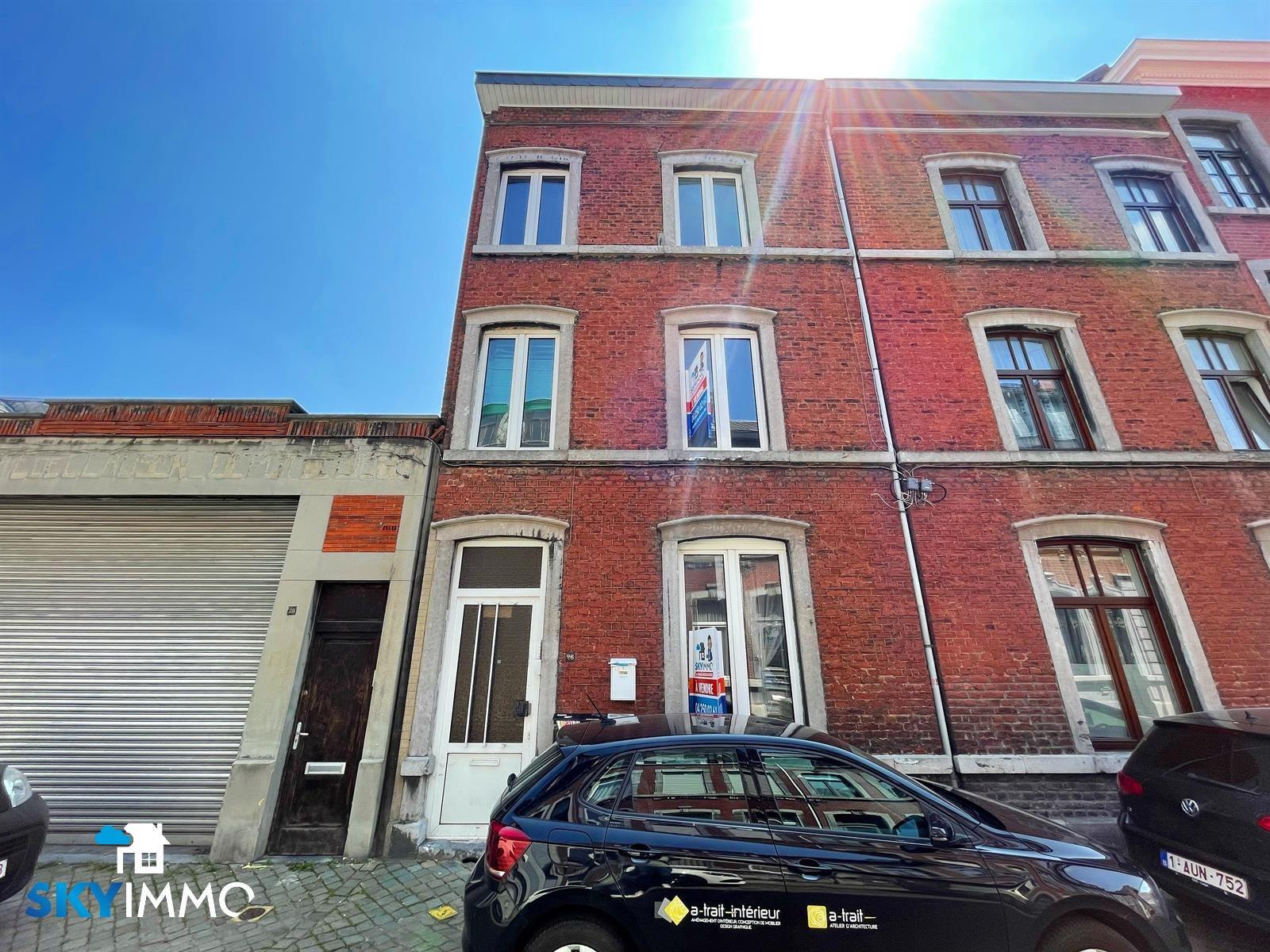 Immeuble à appartements - Liege - #4383597-0