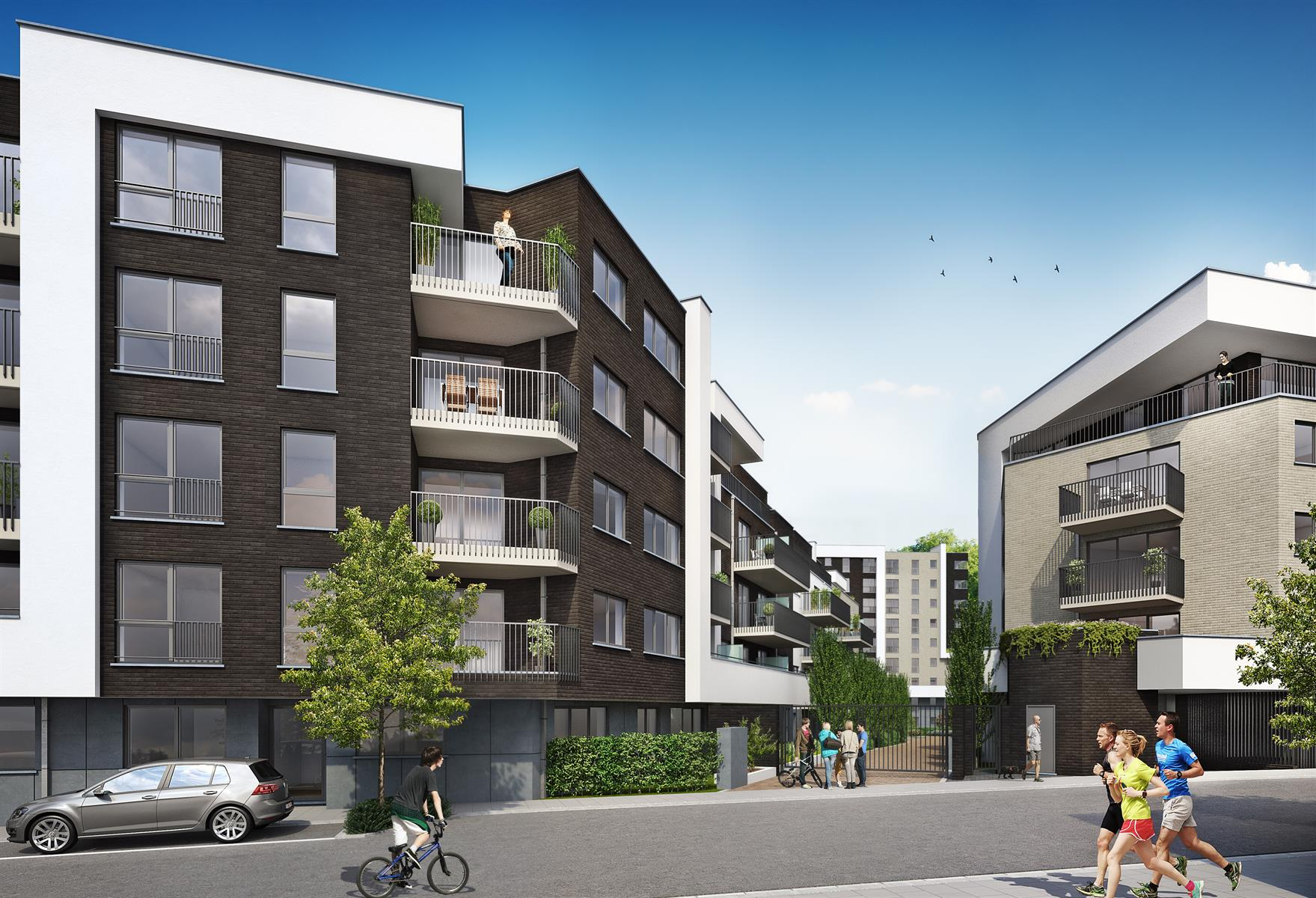 Appartement - Evere - #4311892-2