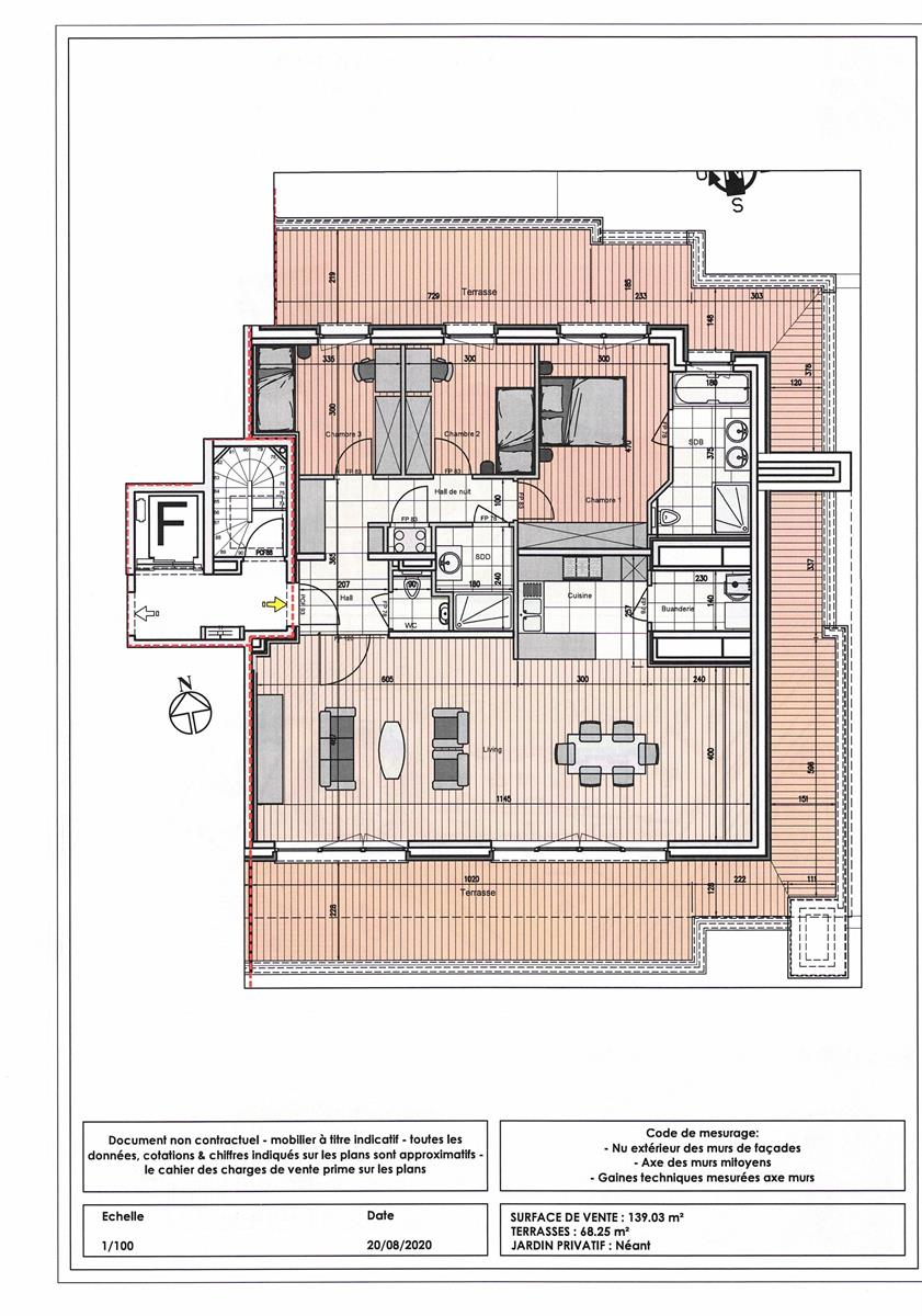 Penthouse - Evere - #4311913-0