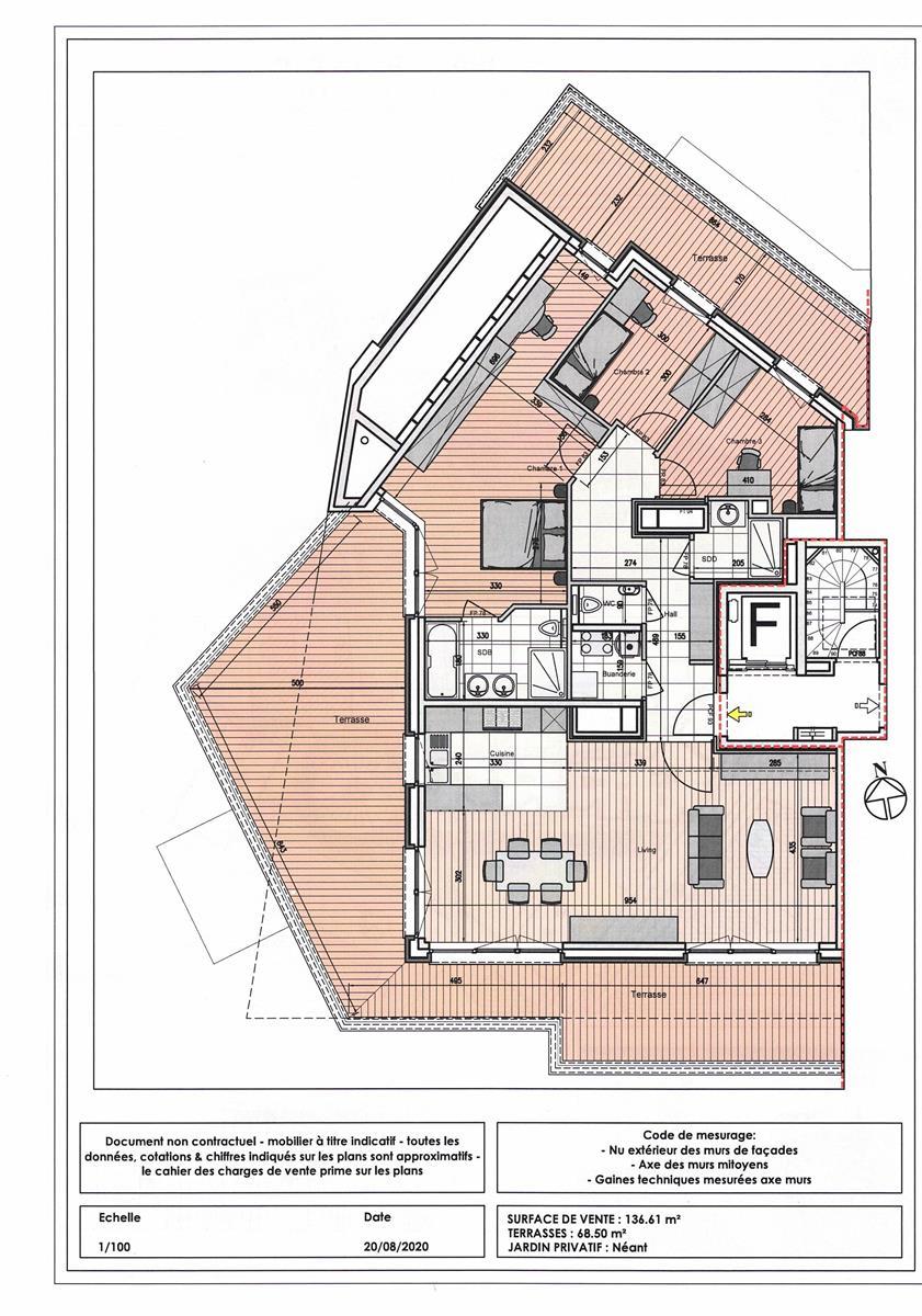 Penthouse - Evere - #4311917-0