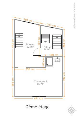 ***  VENDU  *** Morgan's Real Estate vous présente cette maison unifamiliale de 107 m² habitable (115 m² PEB hors cave) avec un extérieur