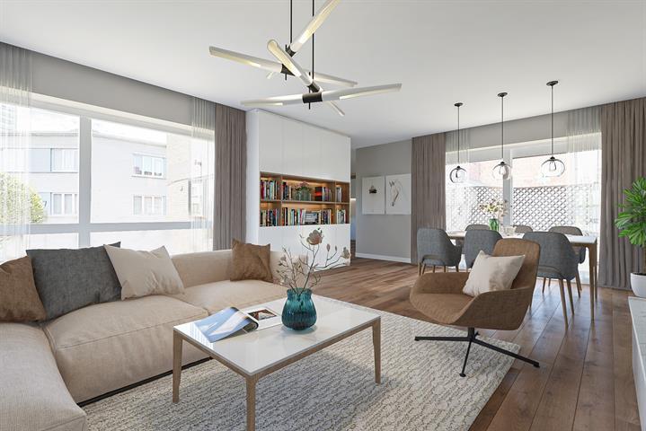 Morgan's Real Estate vous présente cette maison unifamiliale de 175 m² habitable (257 m² PEB) située au Clos des Rosacées 1 à 1080 Bruxelles à la frontière avec Berchem-St-Agathe