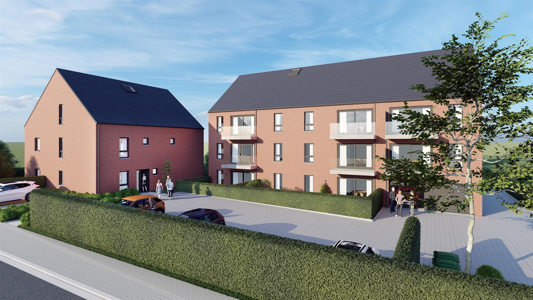 Appartement - Beyne-Heusay - #4274441-1