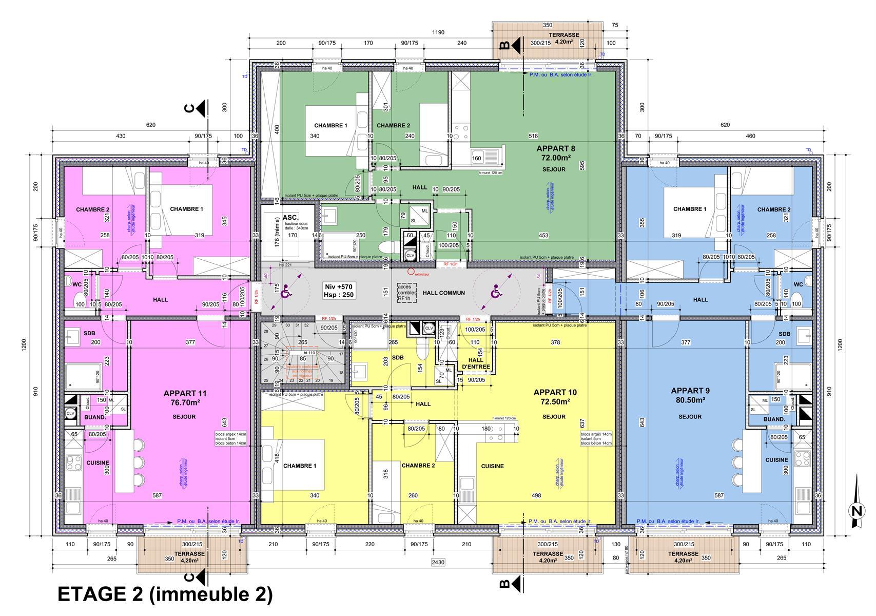 Appartement - Beyne-Heusay - #4285948-0
