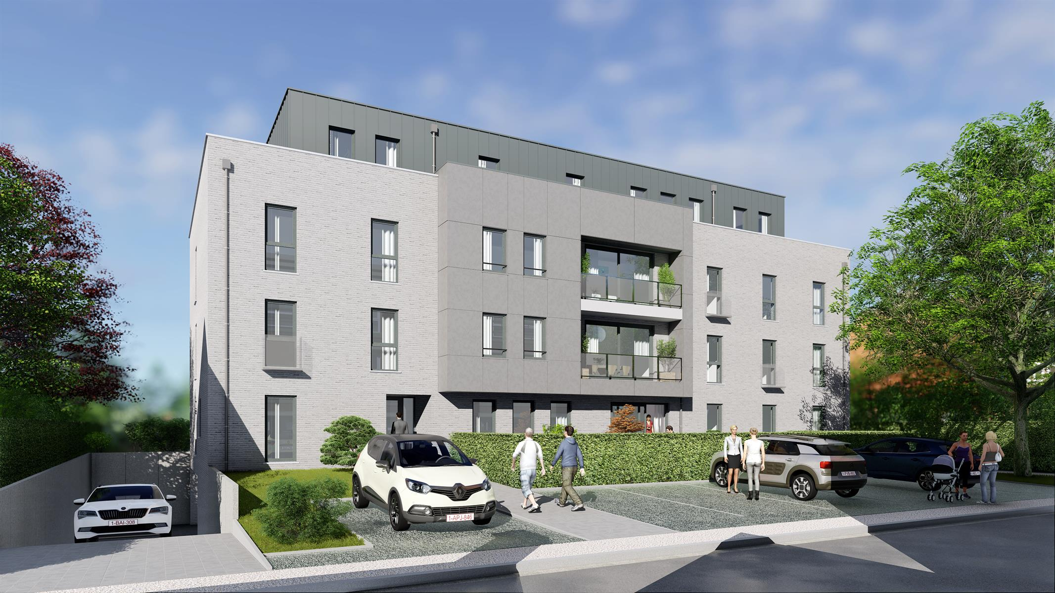 Appartement - Saint-Nicolas - #4375154-0