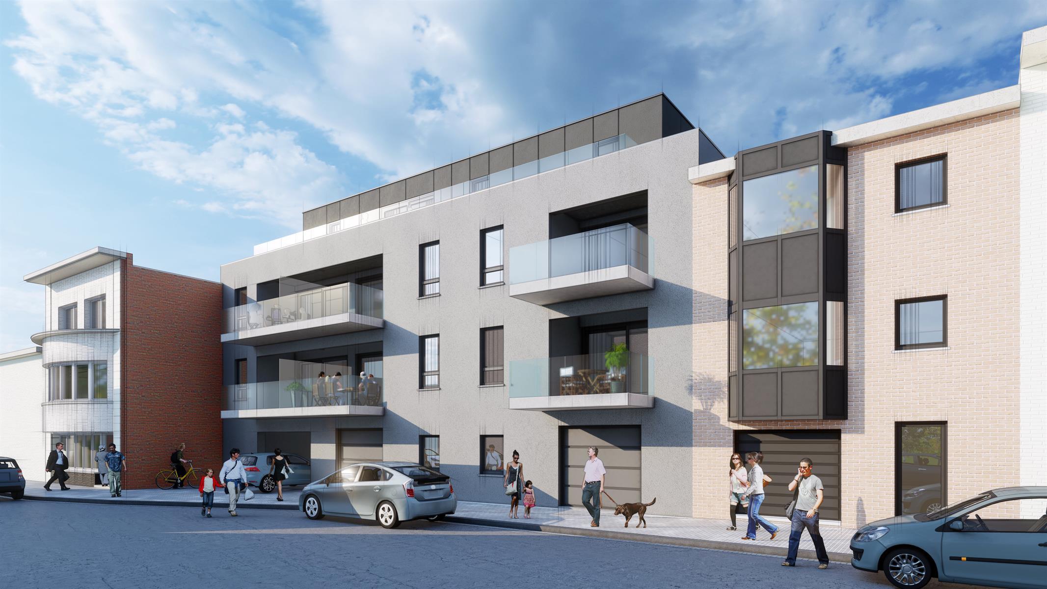 Appartement - Liège Grivegnée - #4392413-0