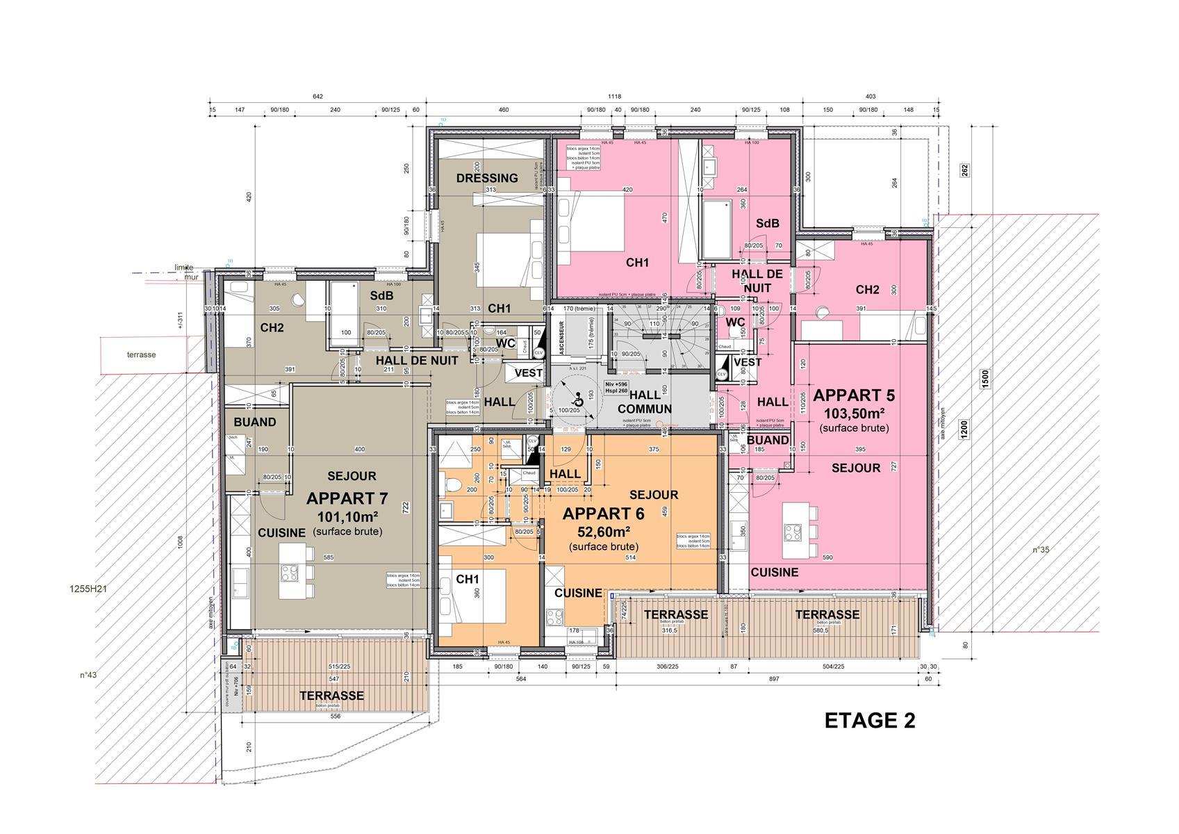 Appartement - Liège Grivegnée - #4392413-4