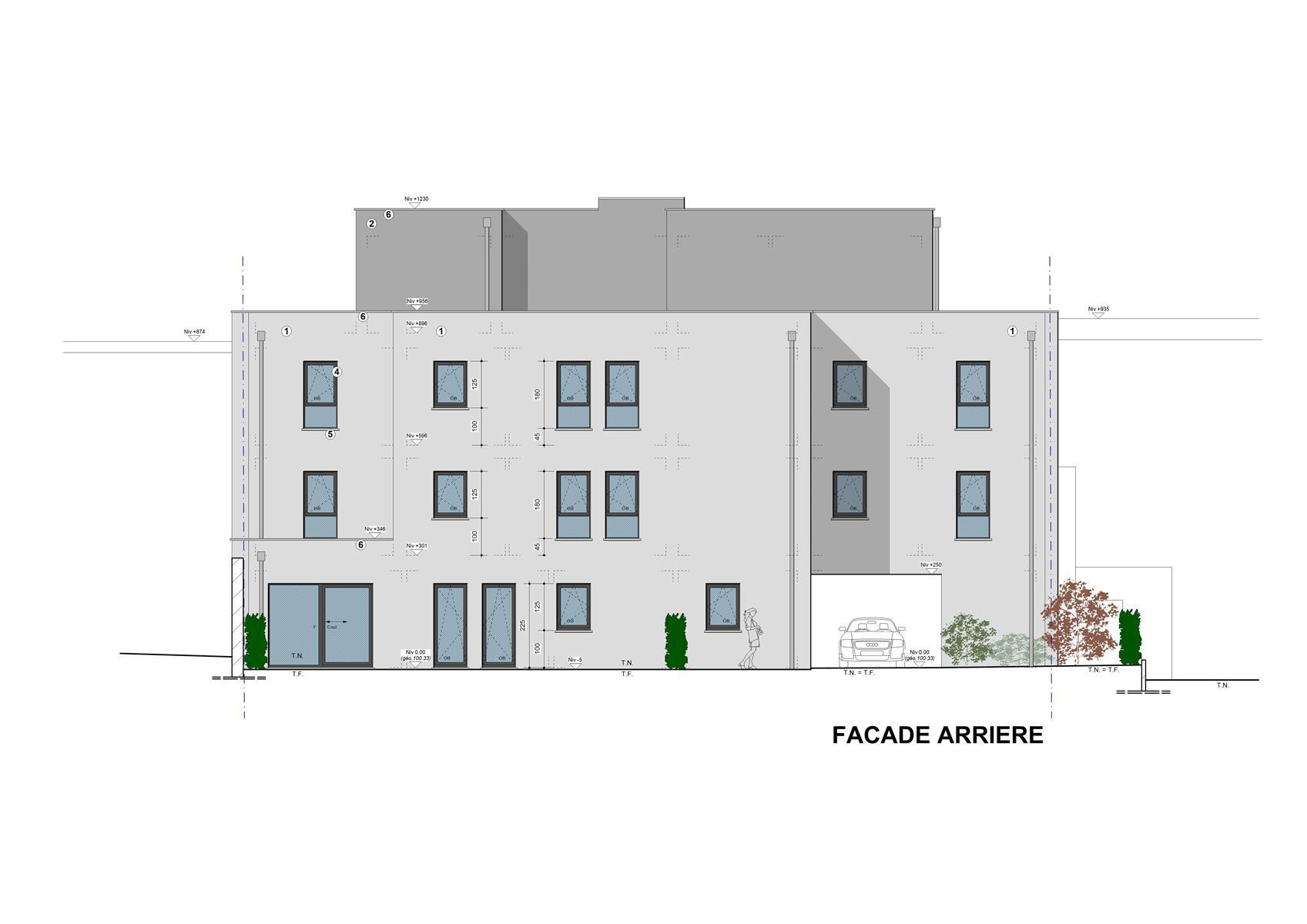 Appartement - Liège Grivegnée - #4392413-1