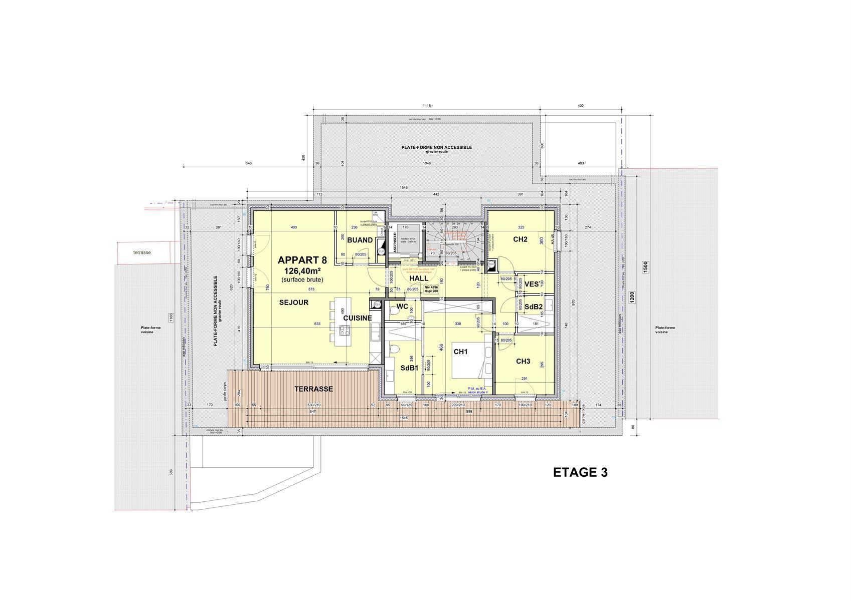 Appartement - Liège Grivegnée - #4392413-5
