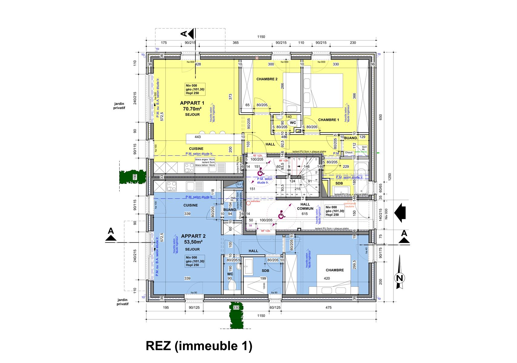 Rez-de-chaussée - Beyne-Heusay  - #4521927-3