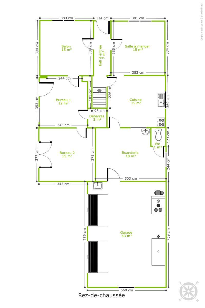 Maison - Hotton - #4422647-8