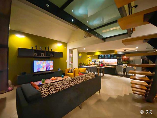 Splendide et spacieux duplex