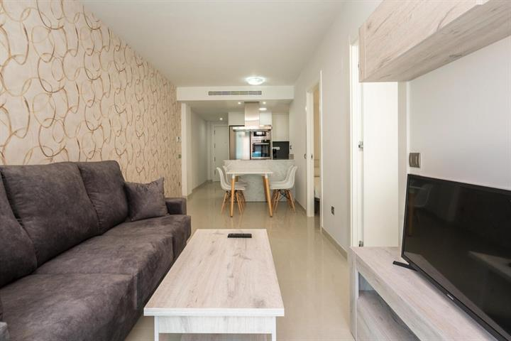 Bel appartement 2 chambres neuf