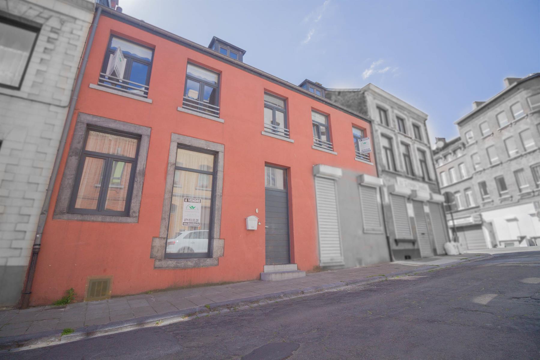 Maison - Charleroi - #4030329-0