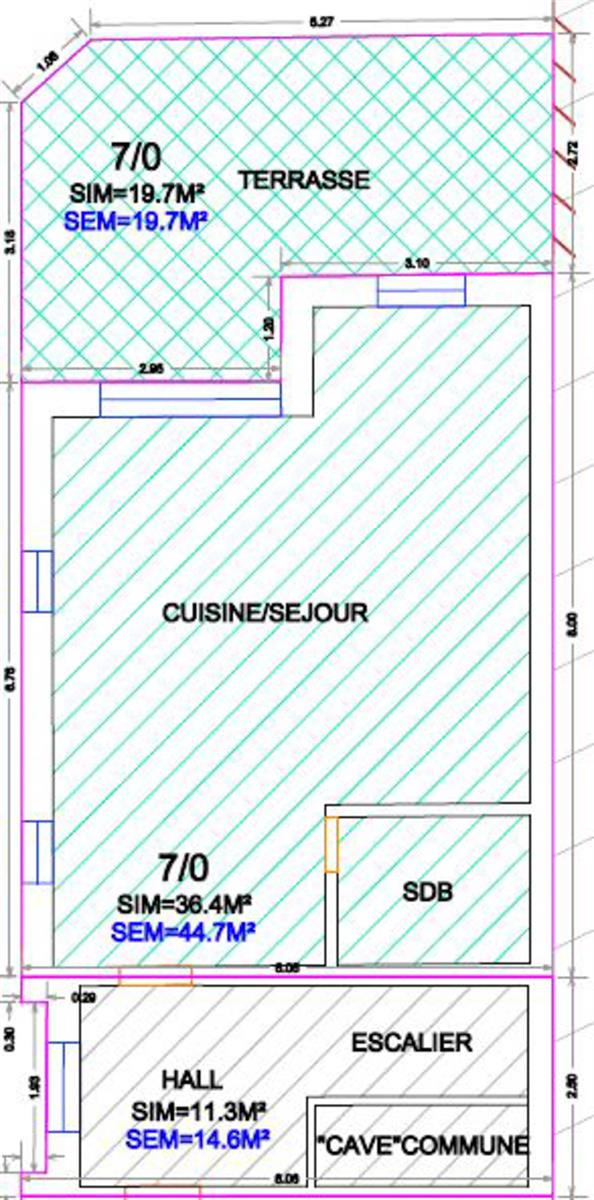 Studio - Courcelles - #4226898-10