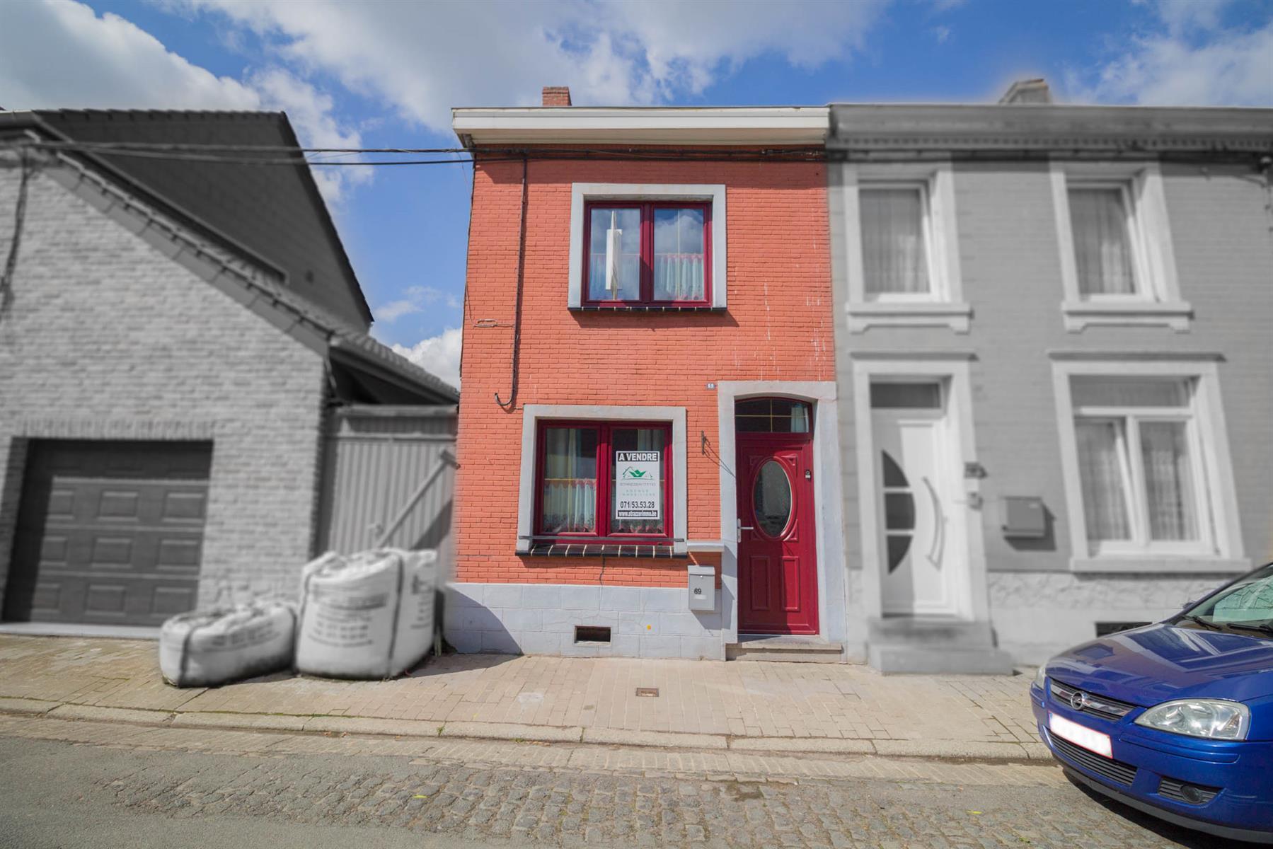 Maison - Trazegnies - #4337685-0