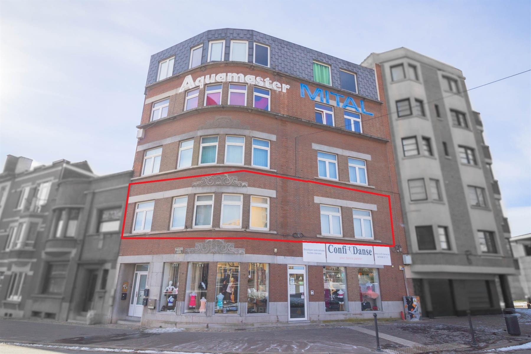 Appartement - Charleroi - #4416667-0