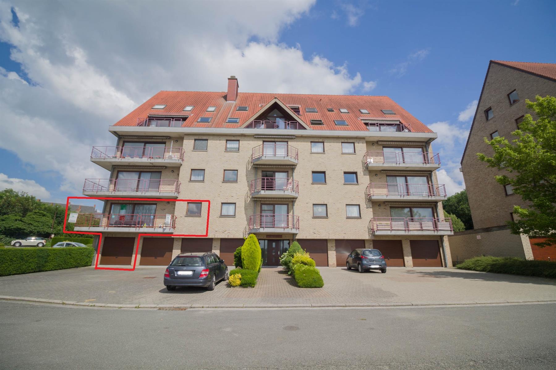 Appartement - Courcelles - #4416681-0