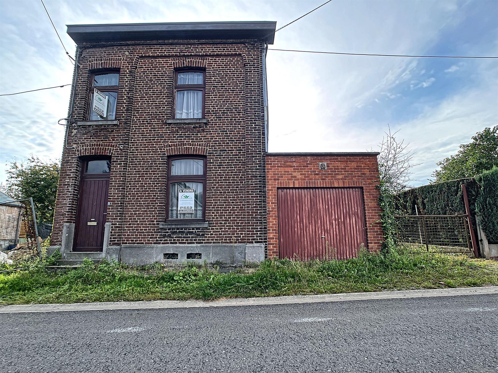 Maison - Courcelles - #4507256-1