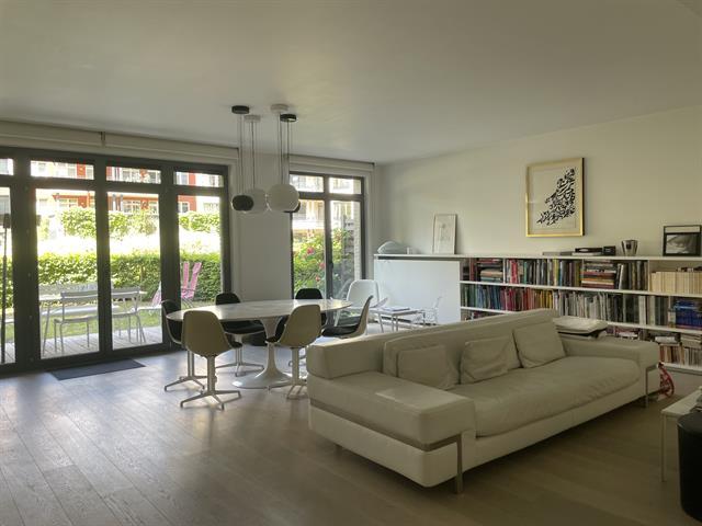 SWITCH REAL ESTATE Appartement en rez-de-chaussée - Place Brugmann