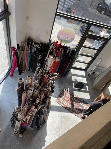 SWITCH REAL ESTATE Magnifique Show Room - Galerie - Commerce - Dansaert