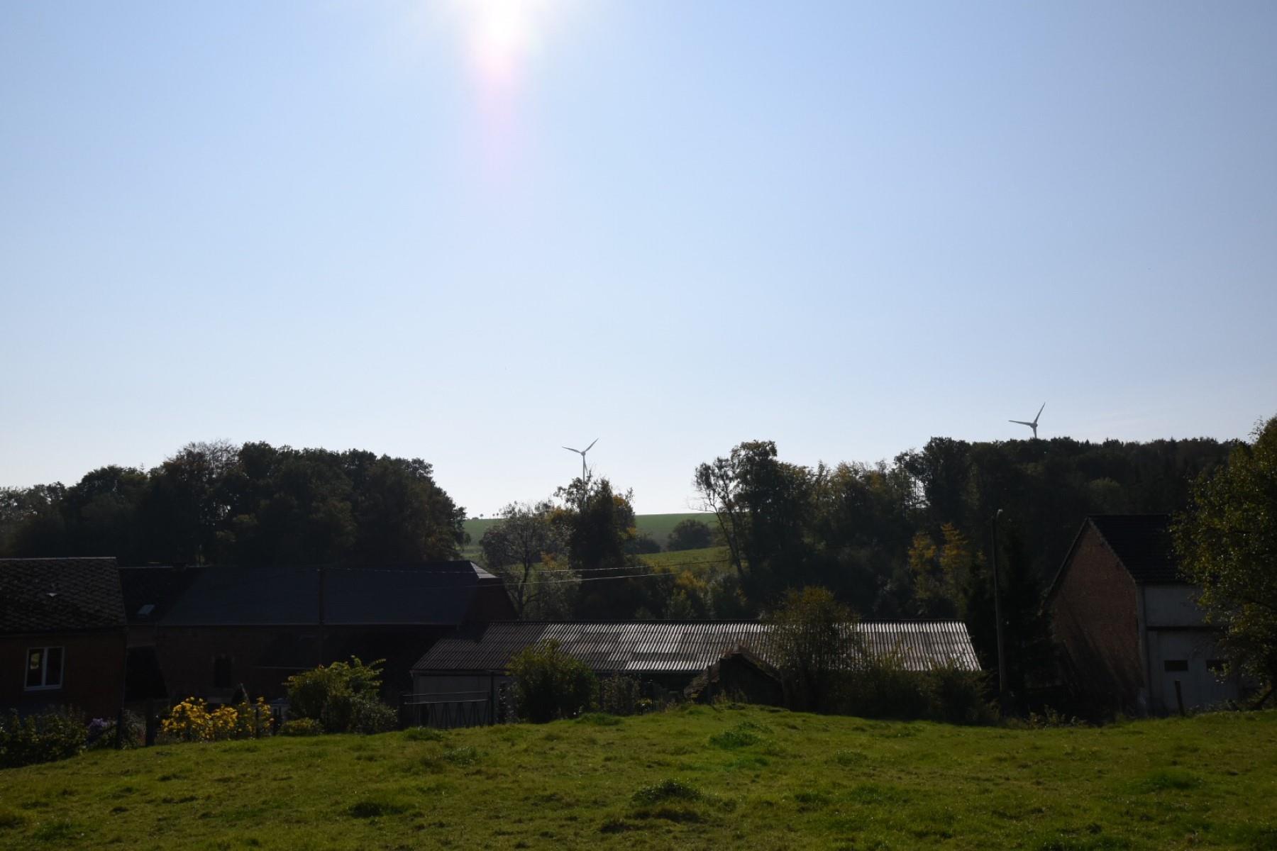 Building ground - Houyet Mesnil-Saint-Blaise - #3404123-3