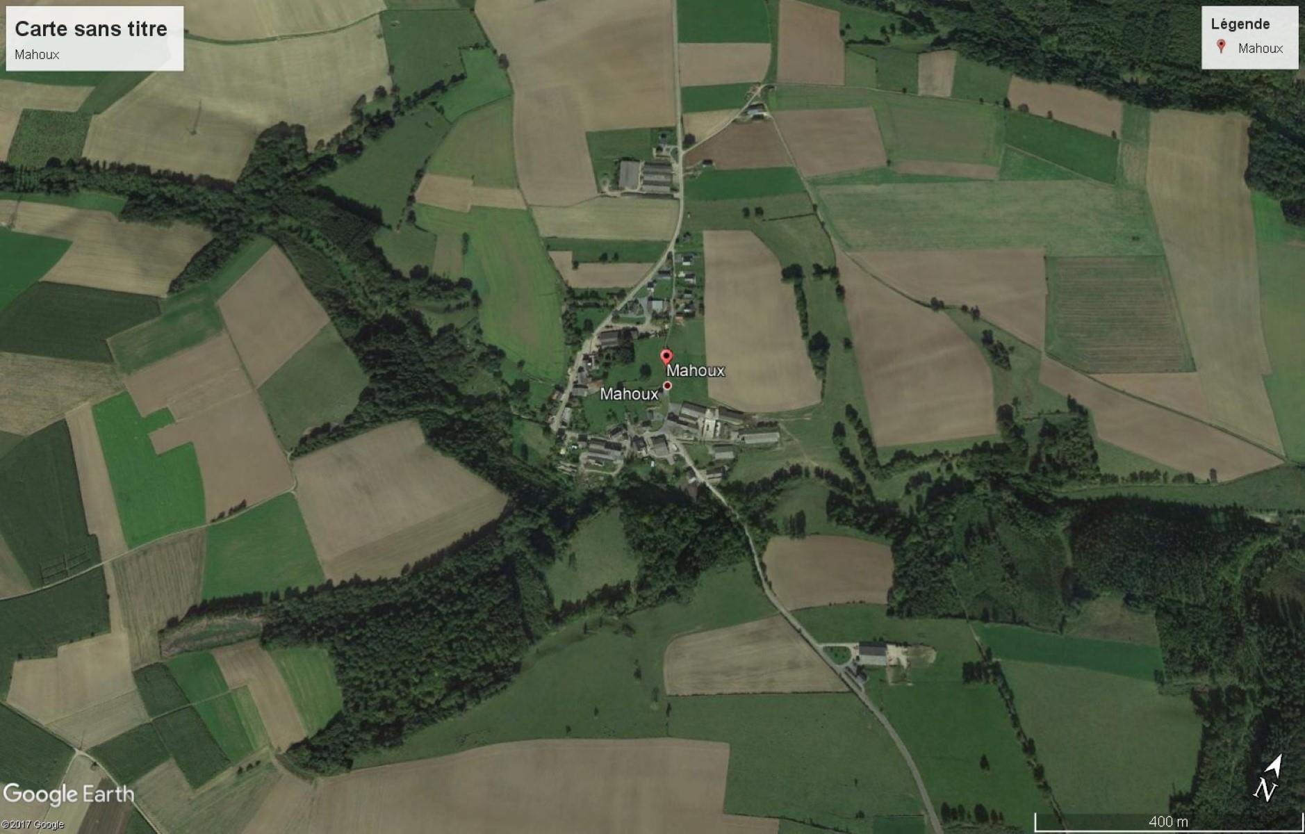 Building ground - Houyet Mesnil-Saint-Blaise - #3404123-11