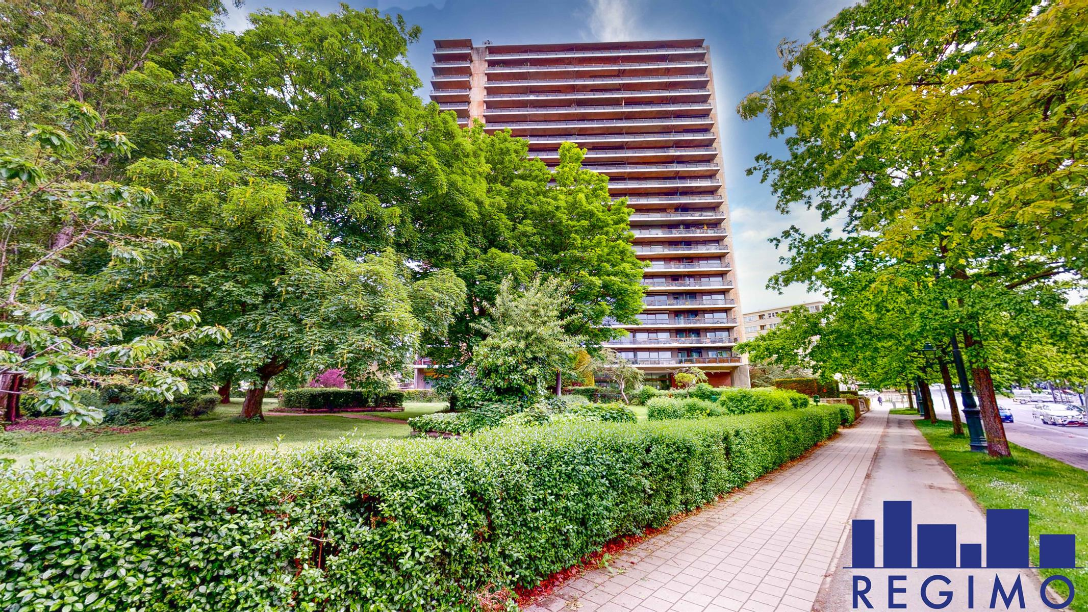 Appartement - Molenbeek-Saint-Jean - #4419509-1