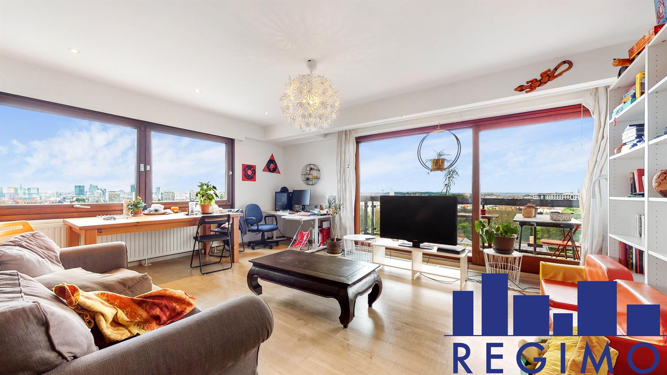 Appartement - Molenbeek-Saint-Jean - #4419509-2