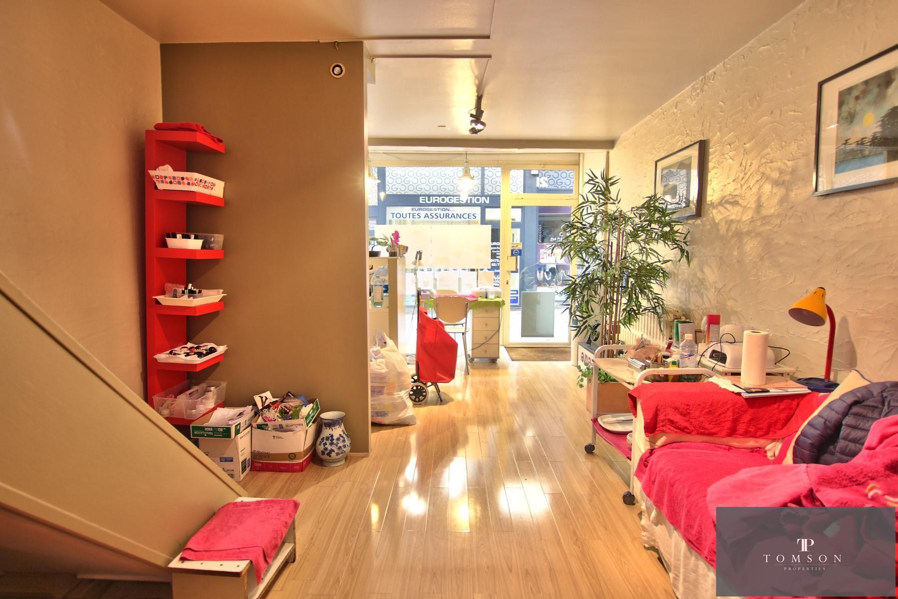 Rez commercial - Etterbeek - #2123843-1