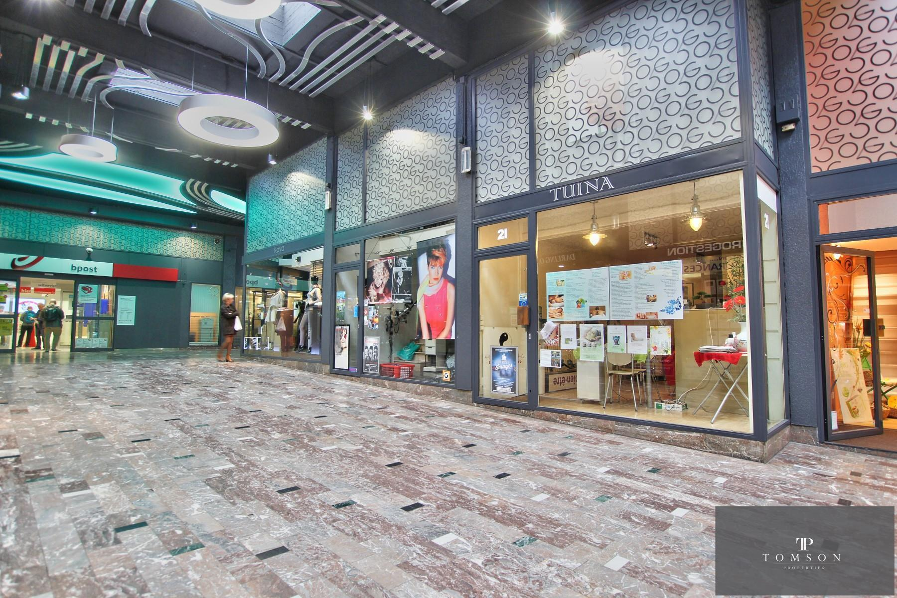 Rez commercial - Etterbeek - #2123843-0