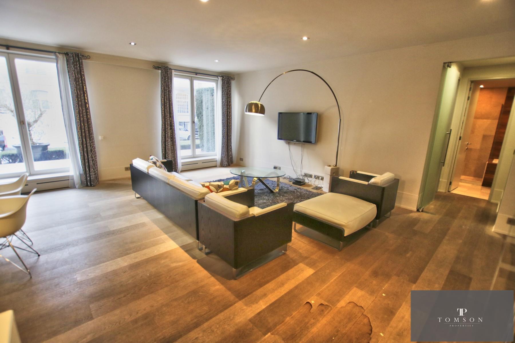 Ground floor - Ixelles - #3638288-1
