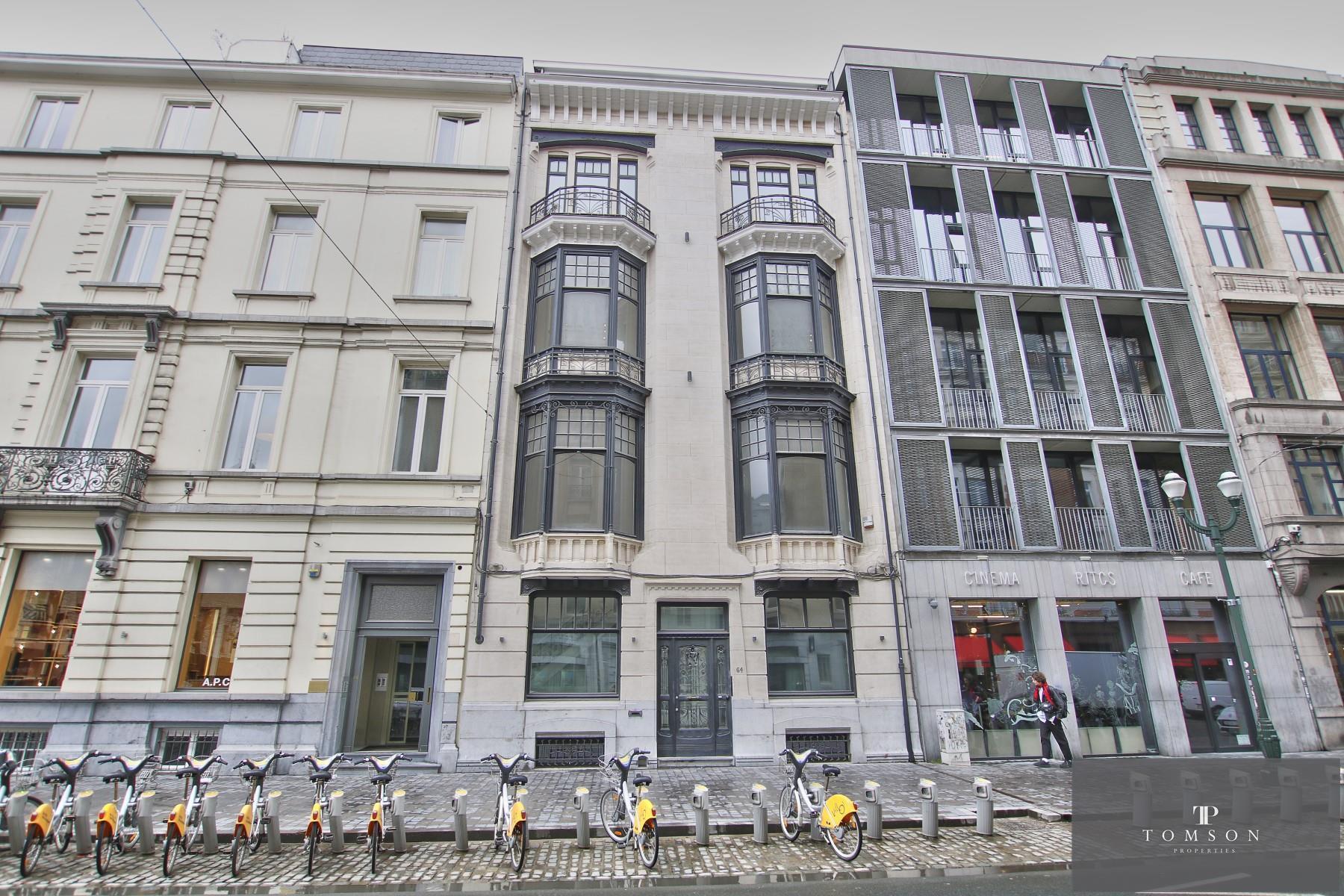 Apartment block  - Bruxelles - #3686869-1