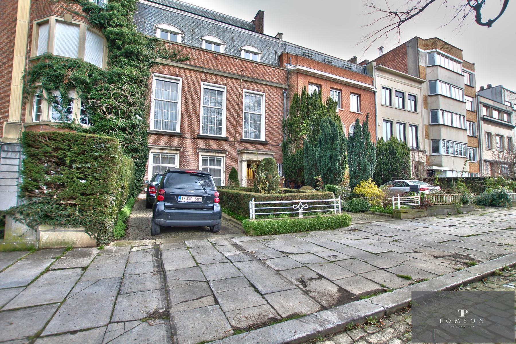 House - Ixelles - #3787064-0