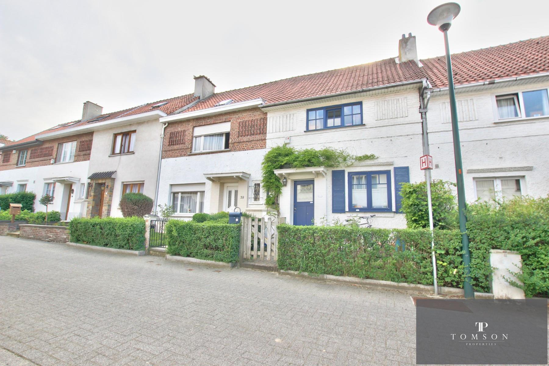 House - Woluwe-Saint-Pierre - #4021849-0