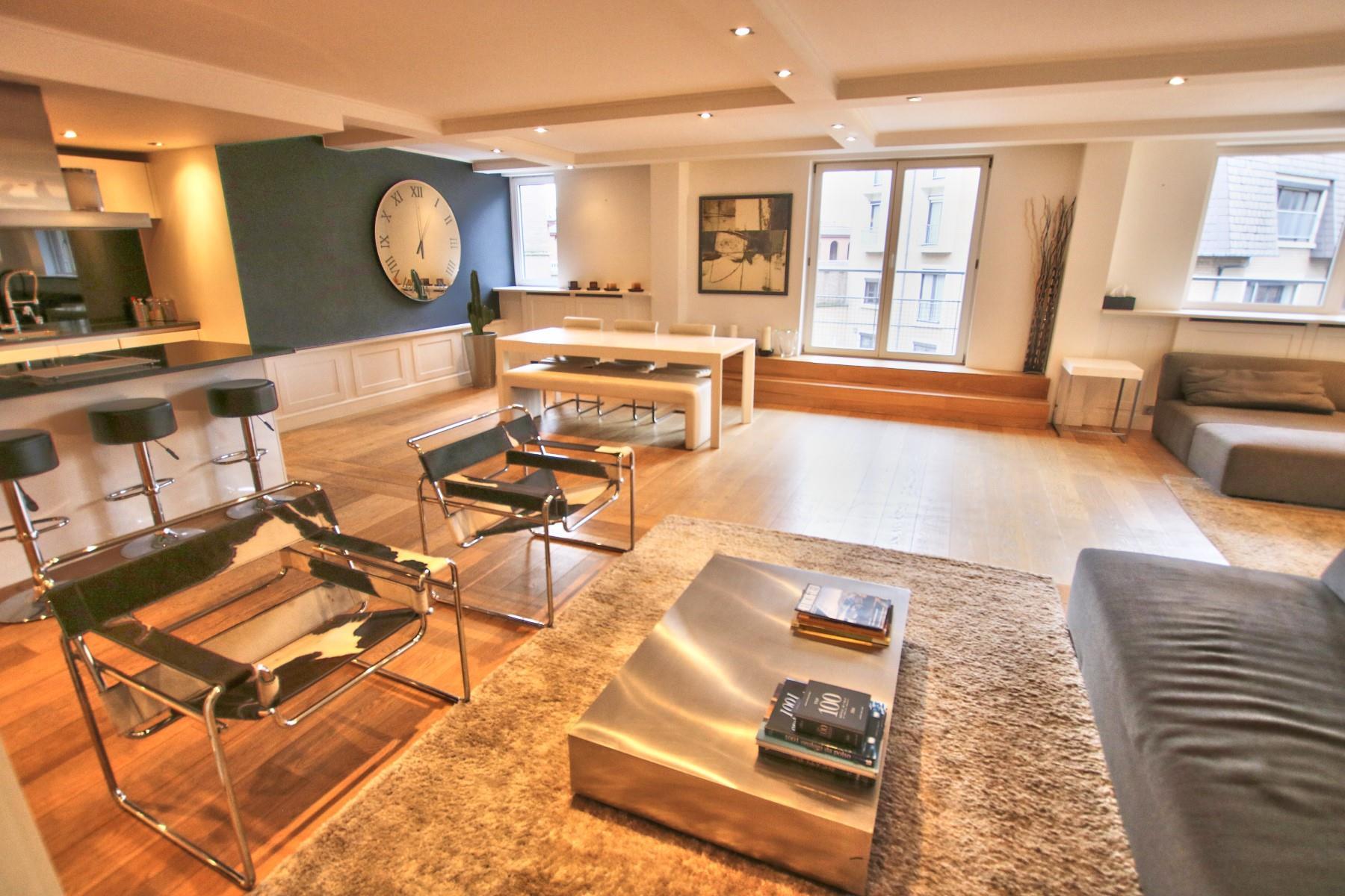 Uitzonderlijk appartement - Ixelles - #4030098-2